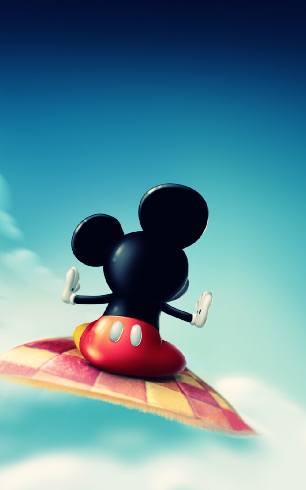 Mickey Mouse Mobile Wallpaper - Mobiles Wall