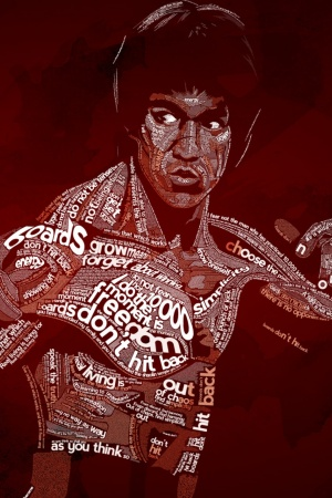 BruceLee Mobile Wallpaper