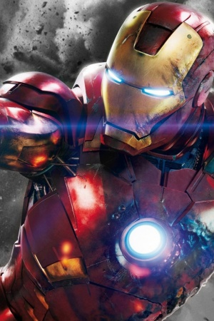 The Avengers Iron Man Mobile Wallpaper