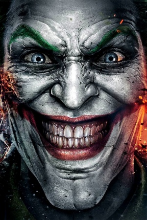 The Joker Mobile Wallpaper