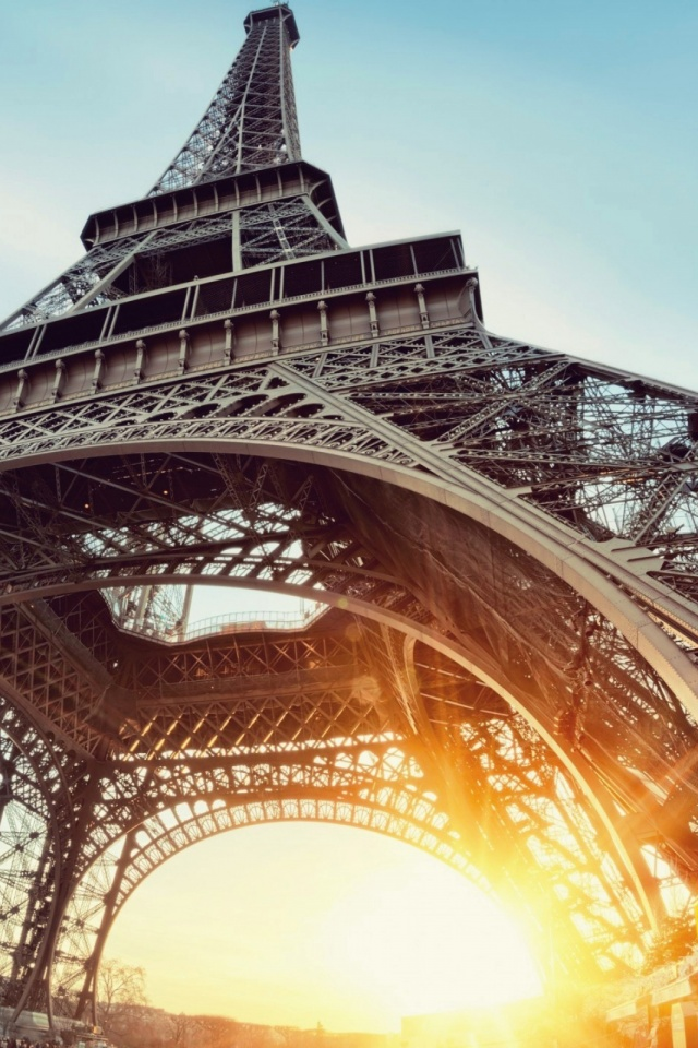 Eiffel Tower Paris Mobile Wallpaper Mobiles Wall