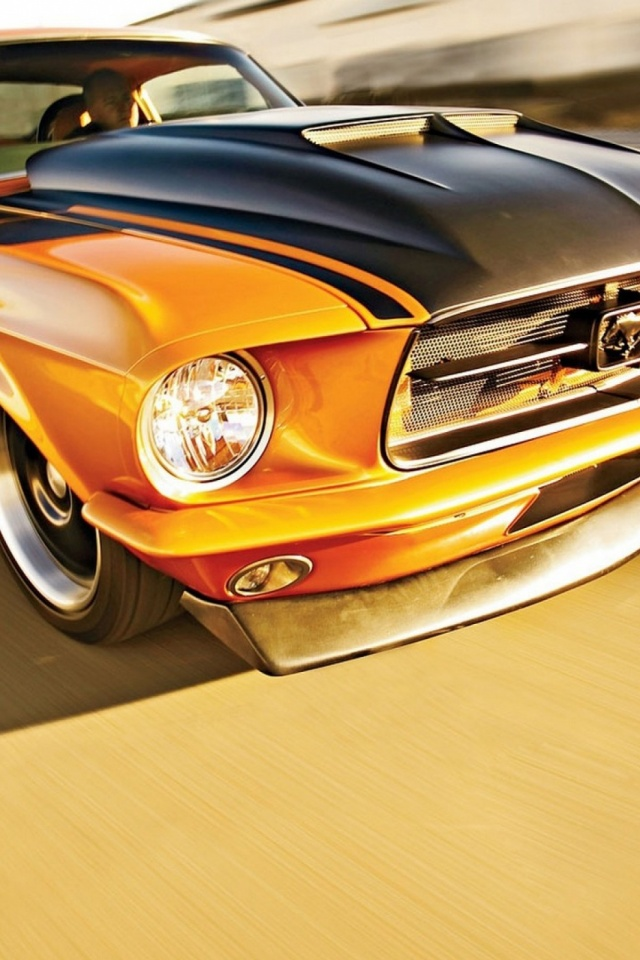 Ford Mustang Mobile Wallpaper Mobiles Wall