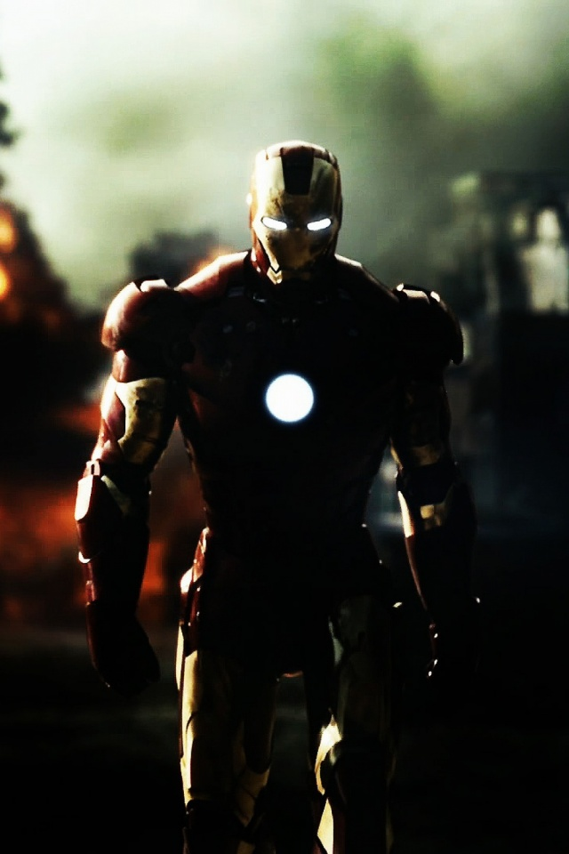 Iron Man Mobile Wallpaper Mobiles Wall