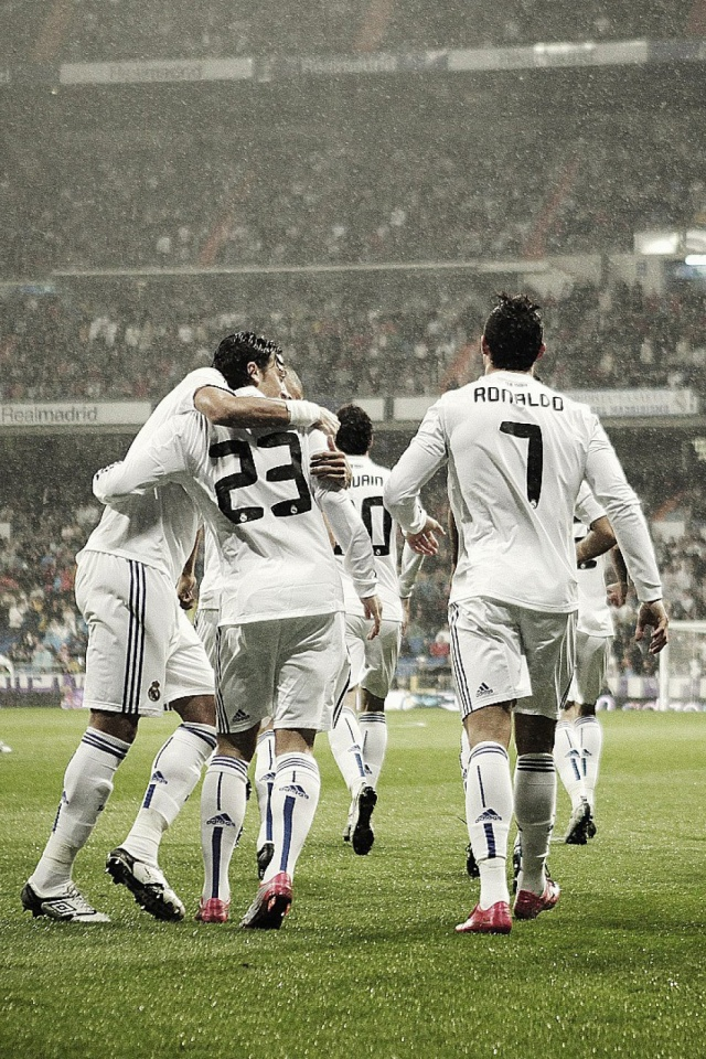 Real Madrid Mobile Wallpaper Mobiles Wall