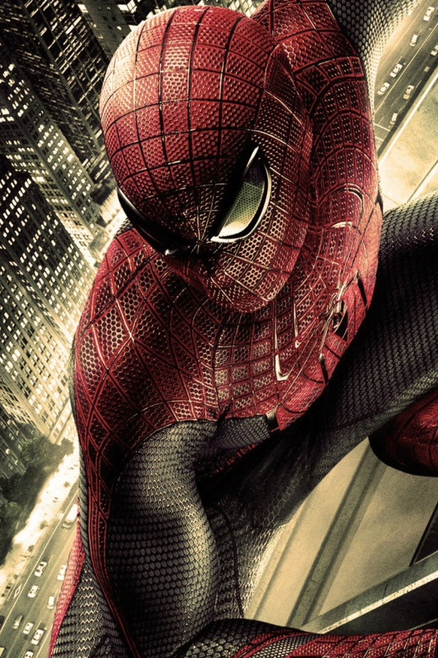 Spider Man Buildings Mobile Wallpaper Mobiles Wall