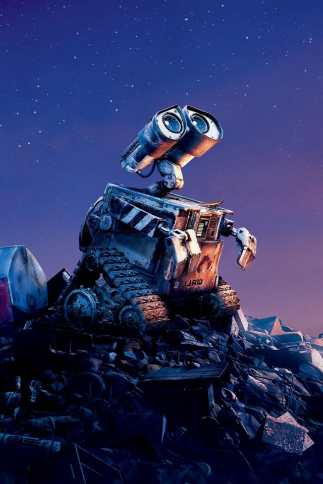 Wall-E Wallpaper Android