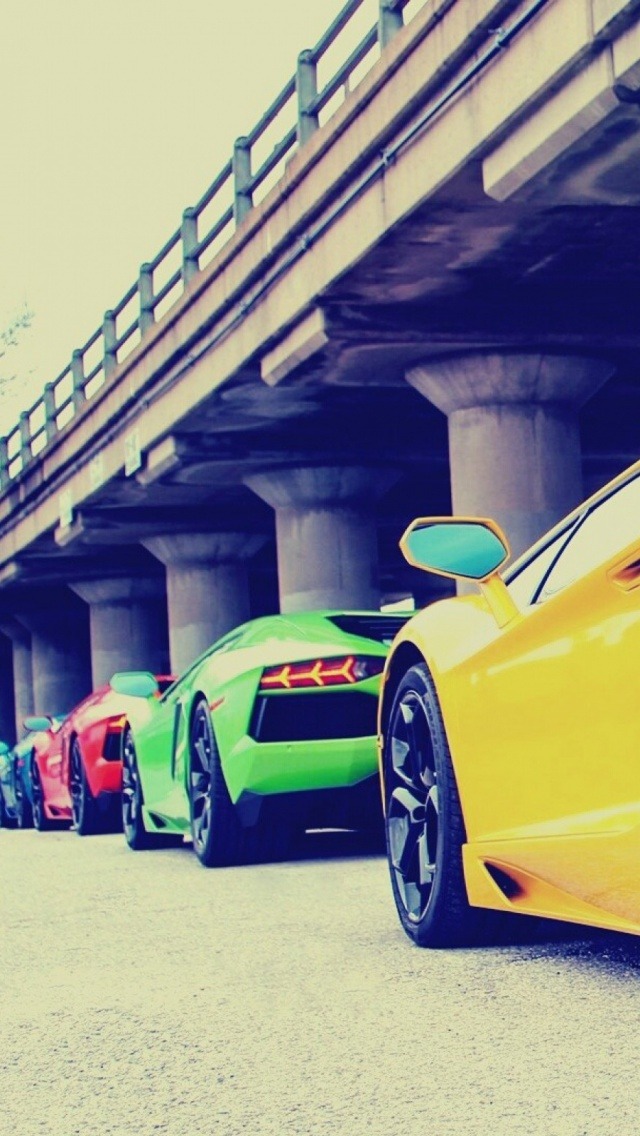 Lamborghini Supercars Mobile Wallpaper Mobiles Wall