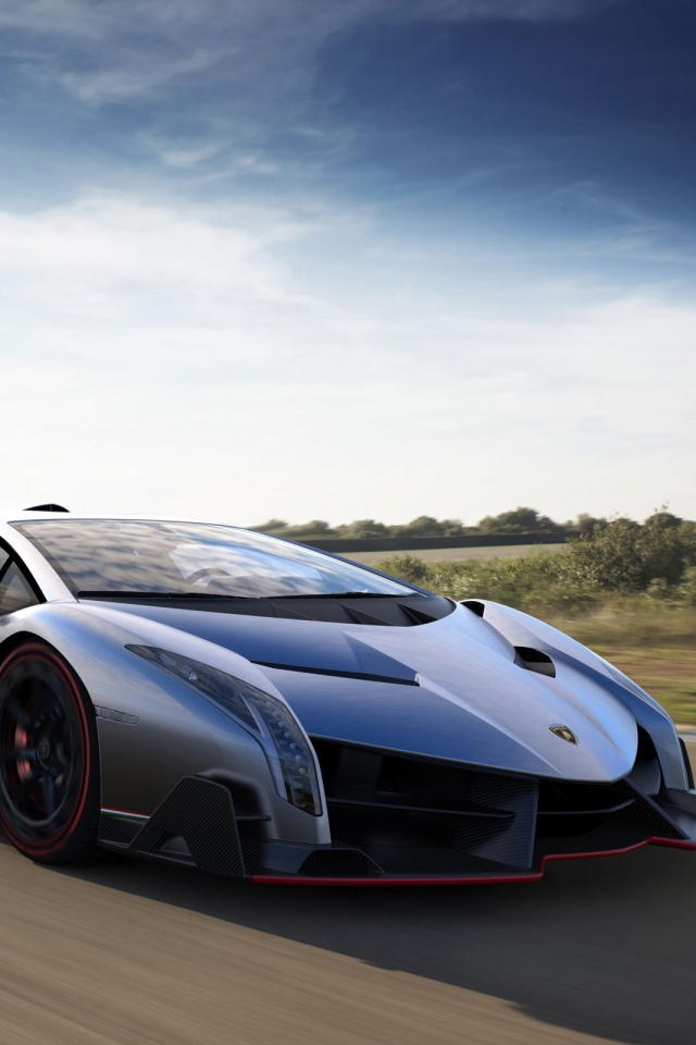 Lamborghini Veneno Mobile Wallpaper Mobiles Wall
