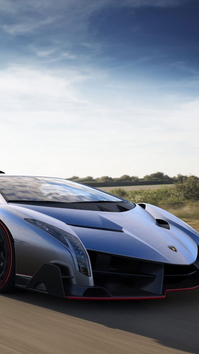 Lamborghini Veneno Mobile Wallpaper Android IOS Windows Phone Wallpapers