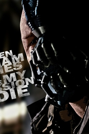 Quotes Bane Mobile Wallpaper