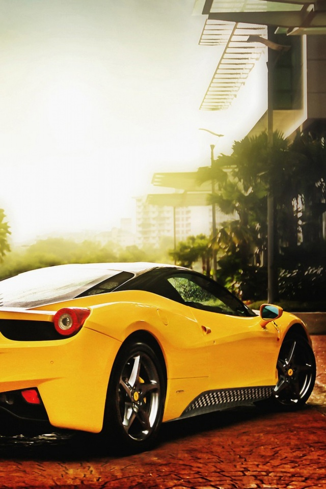 Pretty Ferrari Wall Art Pictures Inspiration - Wall Art Design ...