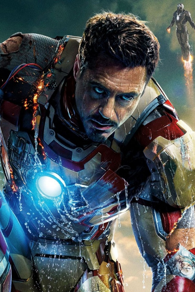 Iron Man 3 Mobile Wallpaper 1146 Views Preview 1070