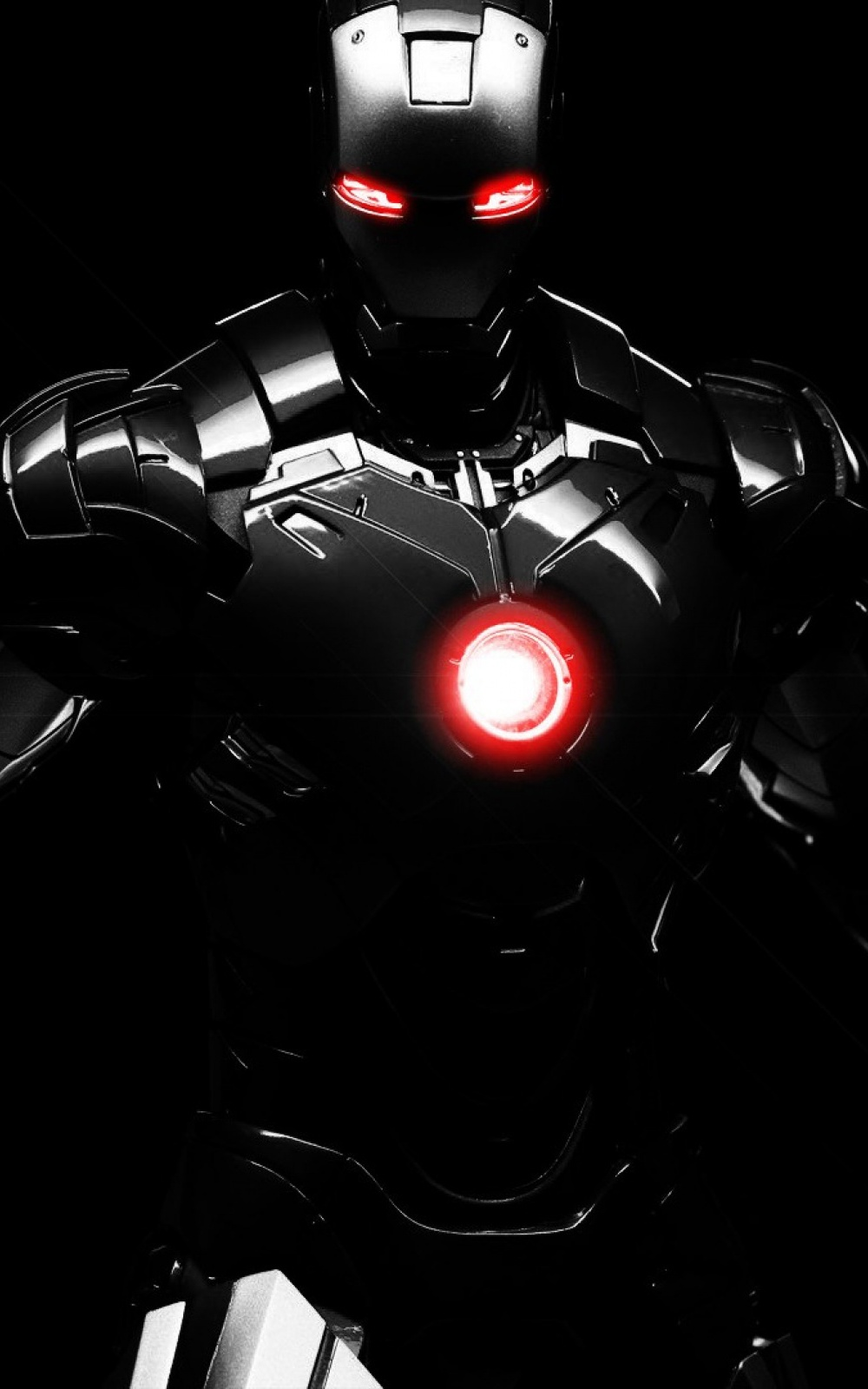 Black Iron Man Mobile Wallpaper Mobiles Wall