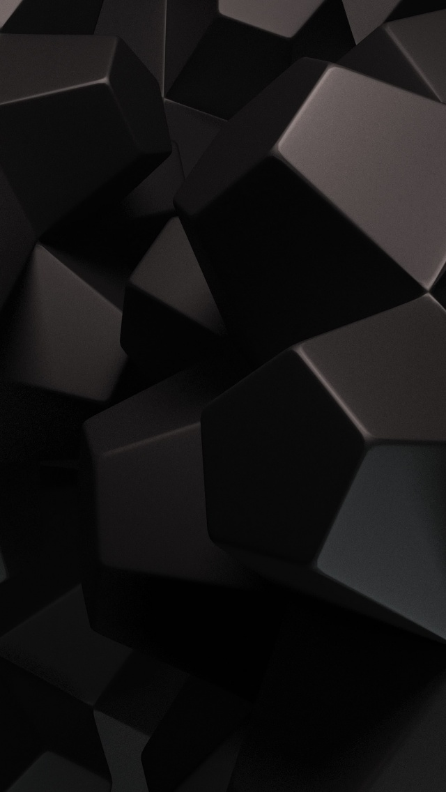 Abstract Black Dark Mobile Wallpaper Mobiles Wall