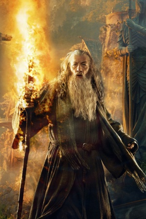 Gandalf Dwarfs Mobile Wallpaper