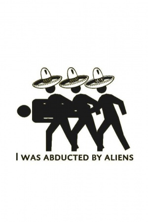 I Was Abducted by Aliens Mobile Wallpaper