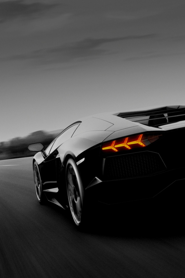 Lambo Aventador Mobile Wallpaper Mobiles Wall