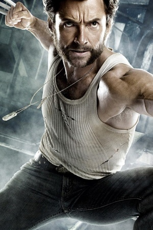 Hugh Jackman Wolverine Mobile Wallpaper