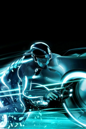 Tron Legacy Mobile Wallpaper