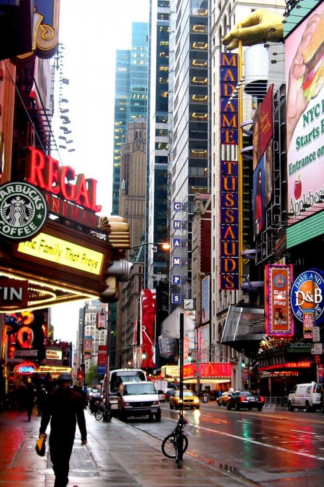 New york streets mobile wallpaper mobiles wall download now voltagebd Choice Image
