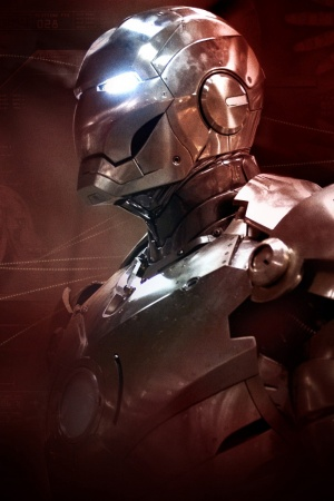 Iron Man Marvel Comics Mobile Wallpaper