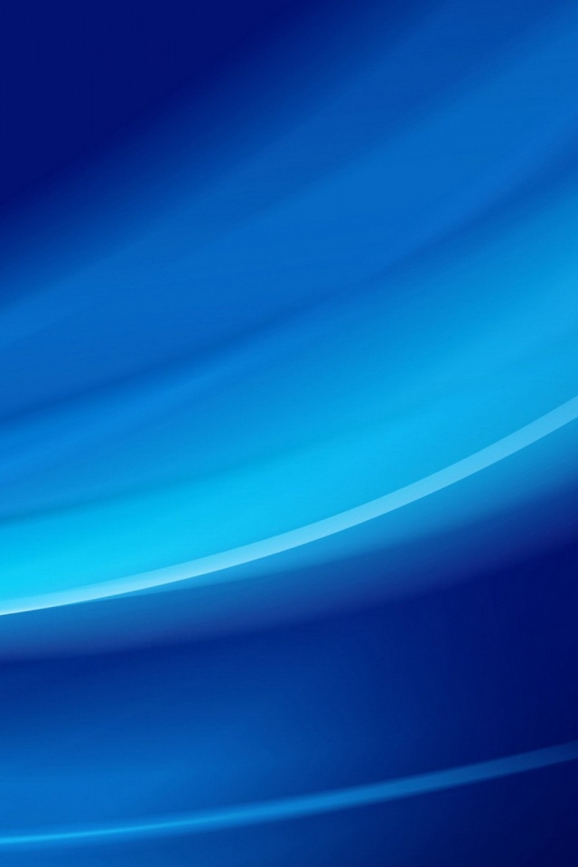 Abstract Blue Ios Mobile Wallpaper Mobiles Wall