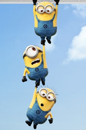 Despicable Me Mobile Wallpaper