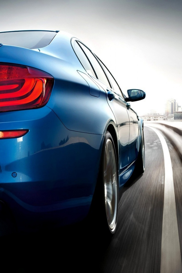 Bmw M5 Sports Car Mobile Wallpaper Mobiles Wall