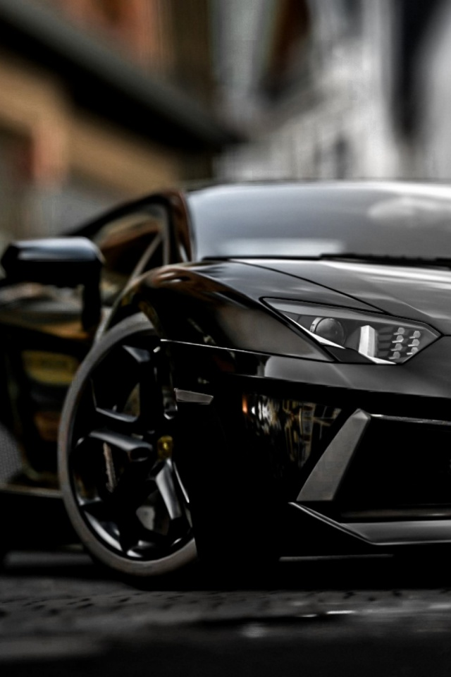 Lamborghini Aventador Car Mobile Wallpaper Mobiles Wall