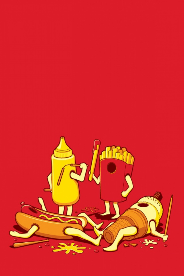 Threadless funny mobile wallpaper mobiles wall download now voltagebd Image collections