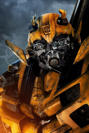 Bumblebee Transformers Mobile Wallpaper