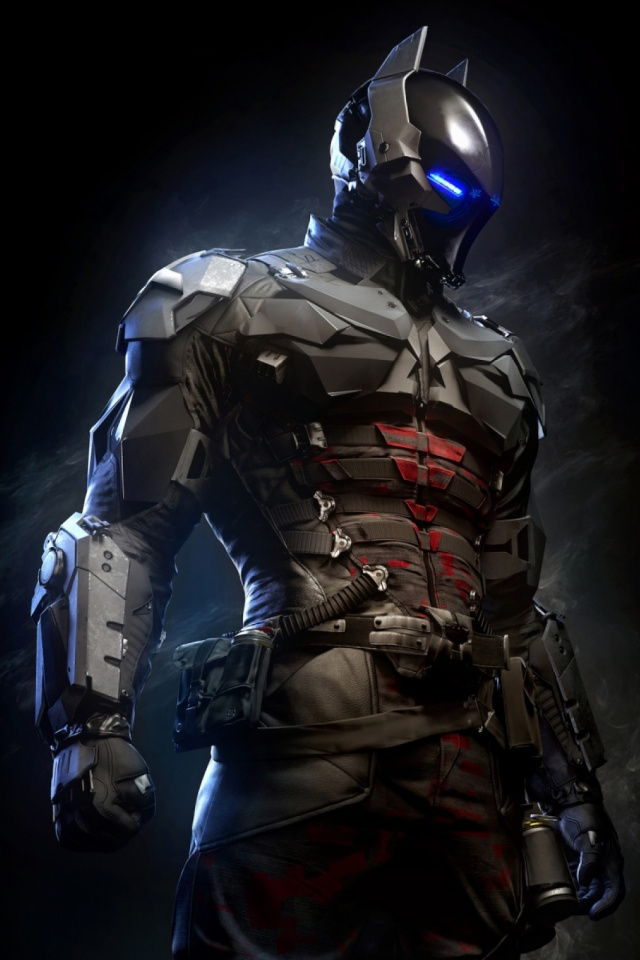 Batman Arkham Knight Game Mobile Wallpaper Mobiles Wall