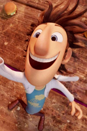 Cloudy With A Chance Of Meatballs Mobile Wallpaper