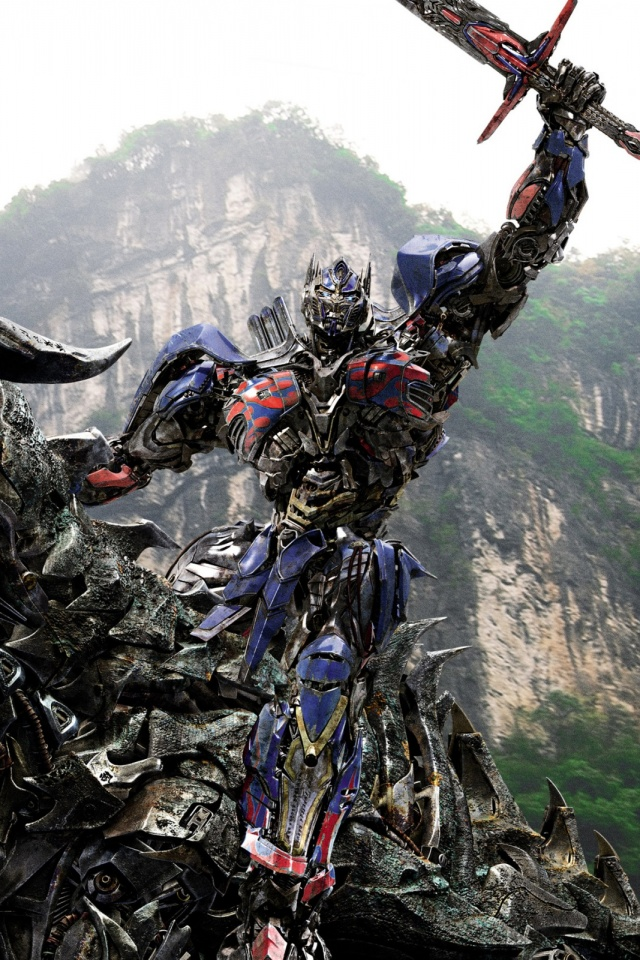Transformers Age Of Extinction Mobile Wallpaper
