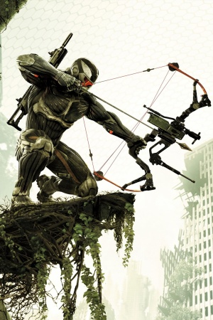 Crysis Mobile Wallpaper