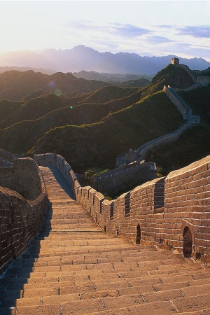 Great Wall Of China Mobile Wallpaper