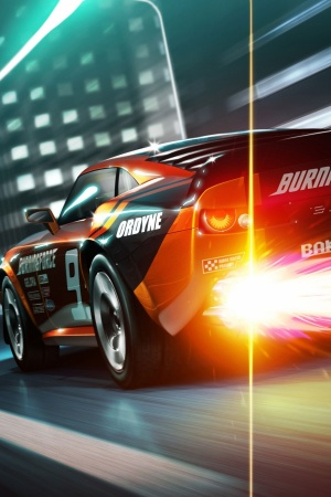 Ridge Racer Mobile Wallpaper
