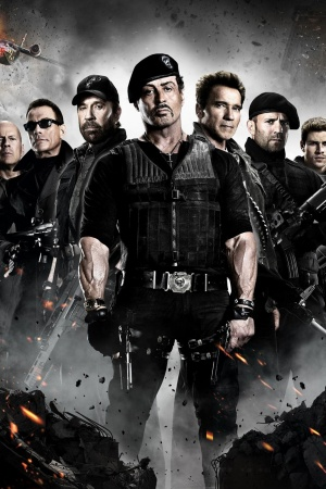 The Expendables Mobile Wallpaper