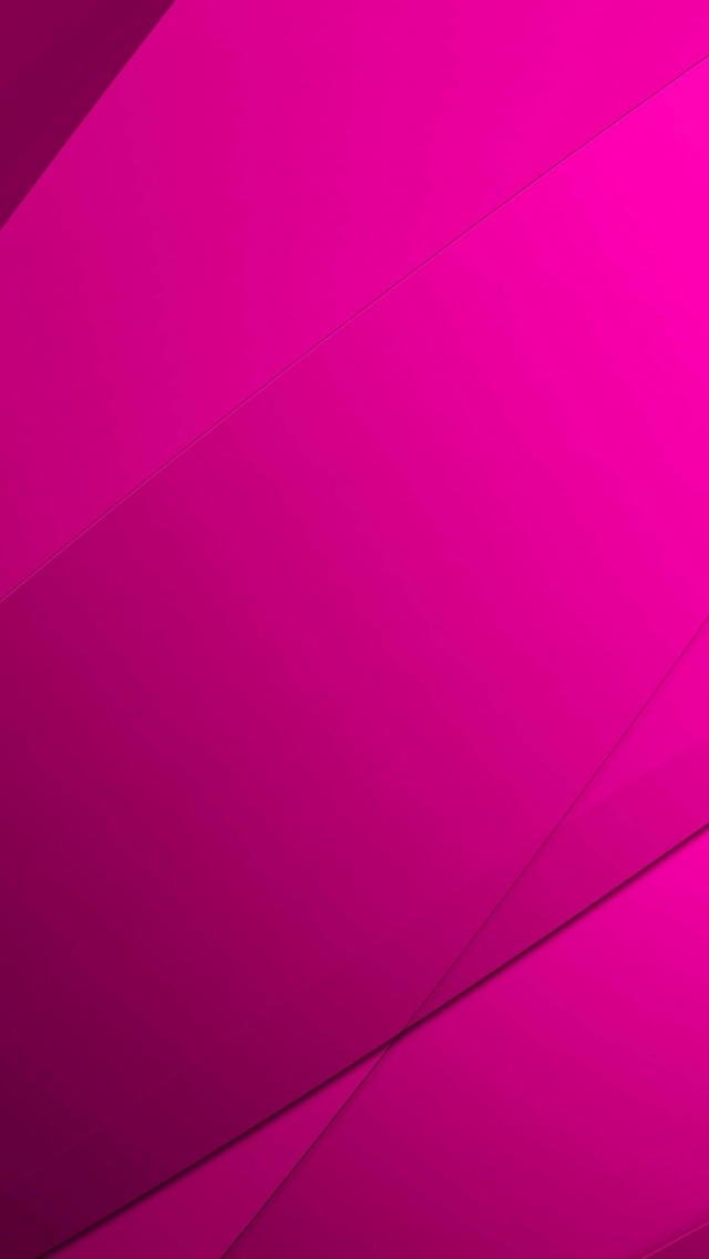 Simple Hot Pink Lines Mobile Wallpaper Mobiles Wall