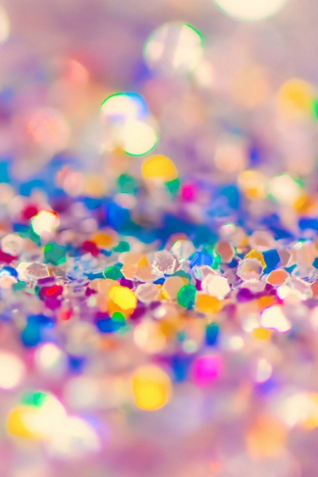 Colorful Glitter Mobile Wallpaper Mobiles Wall