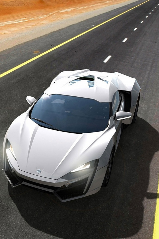 Motors Lykan Hypersport Mobile Wallpaper Mobiles Wall