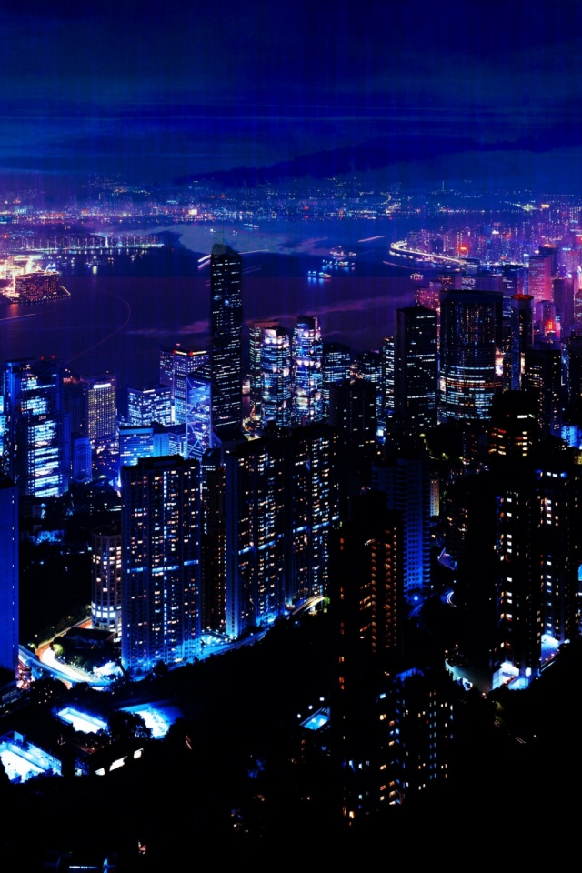 Must see Wallpaper Night Ios - 640-Night-City-l  Perfect Image Reference-189810.jpg
