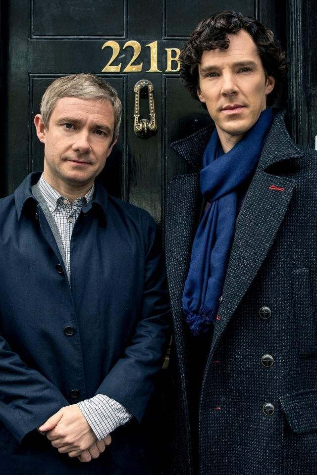 Sherlock Season Mobile Wallpaper Mobiles Wall