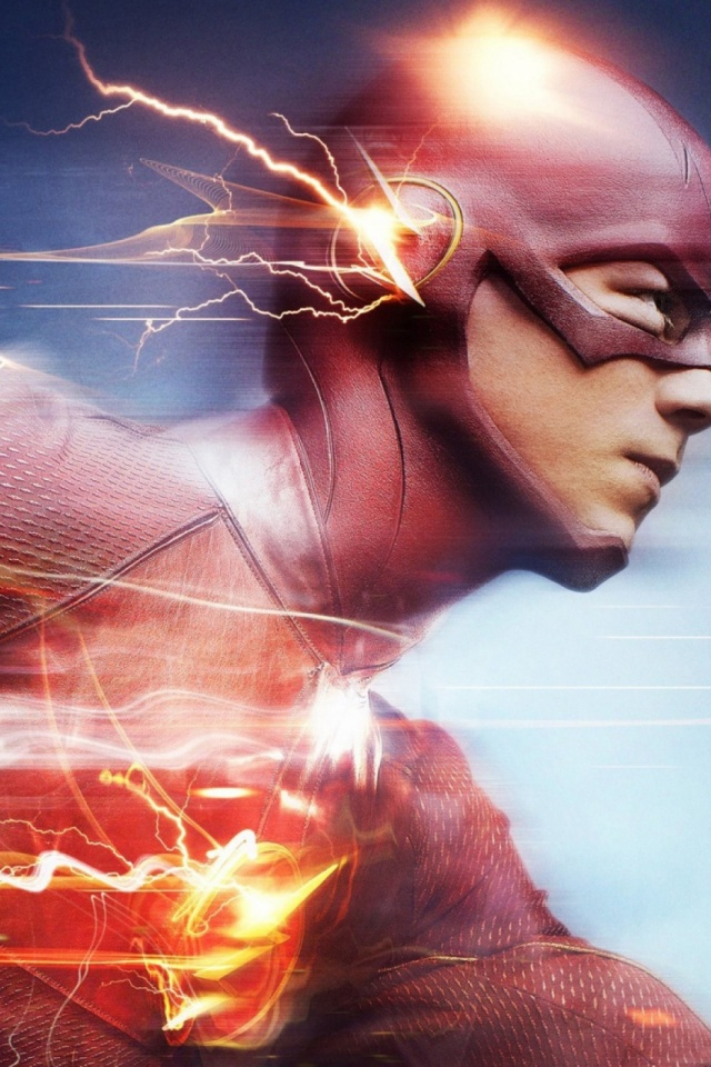 Barry Allen The Flash Mobile Wallpaper Mobiles Wall
