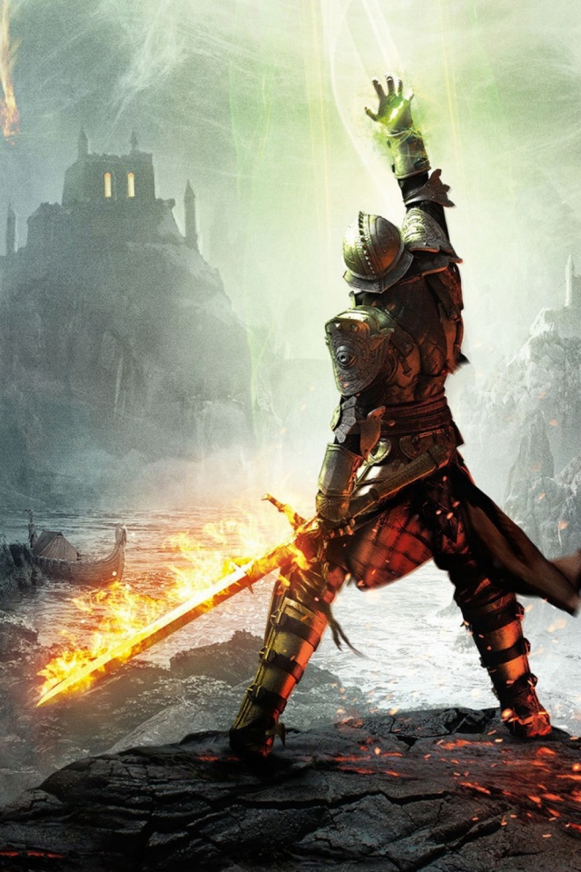 Dragon Age Inquisition Mobile Wallpaper Mobiles Wall