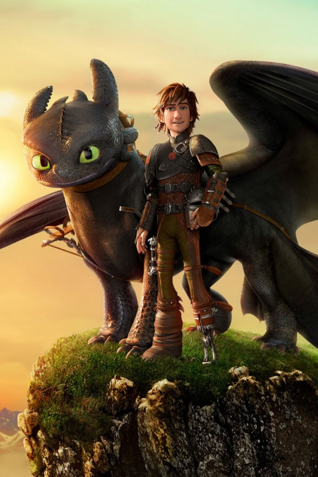 How To Train Your Dragon 2 Mobile Wallpaper