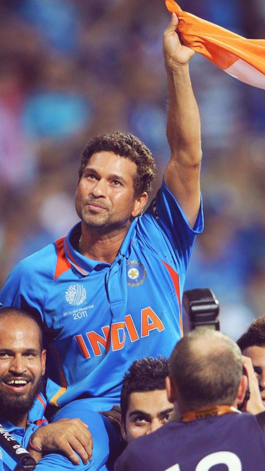 sachin tendulkar god of cricket mobile wallpaper - mobiles wall