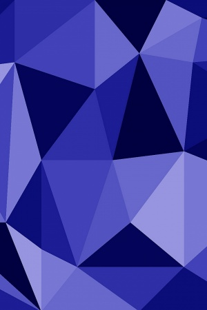 Abstract triangles Mobile Wallpaper