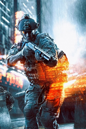 Battlefield 4 Dragons Teeth Mobile Wallpaper