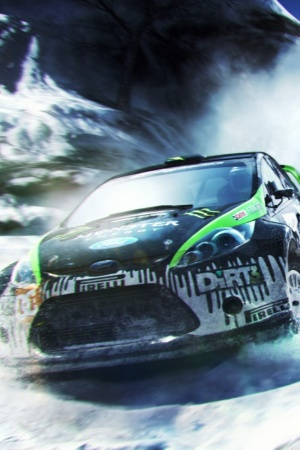 Dirt 3 Mobile Wallpaper
